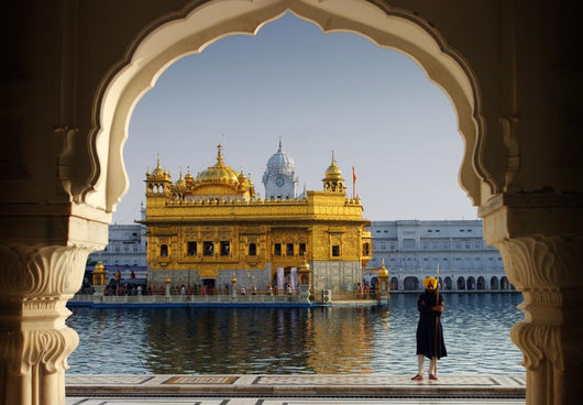 Amritsar Golden Temple