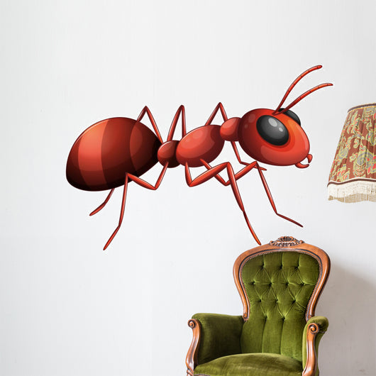 An ant Wall Decal