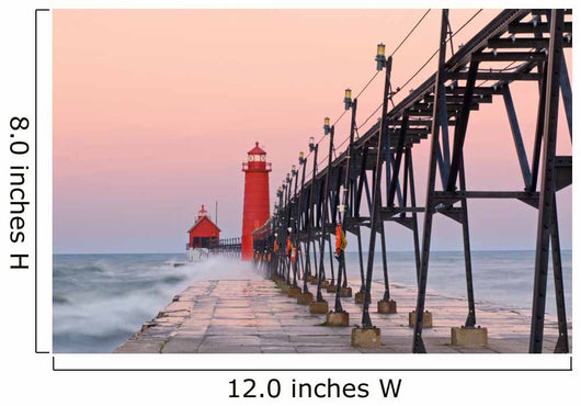 Grand Haven Lighthouse Dawn