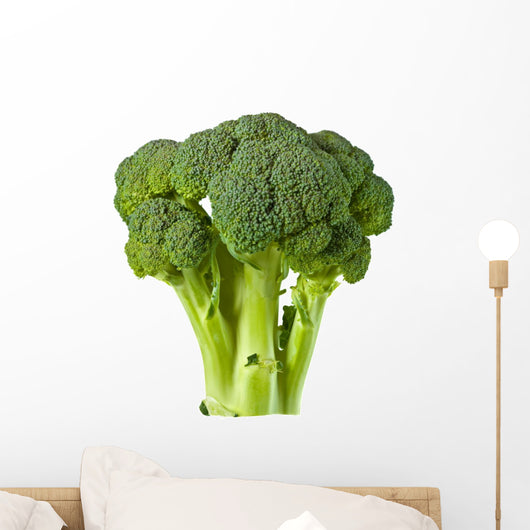 Broccoli Wall Decal