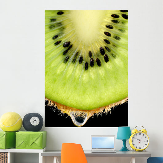 juicy Kiwi fruit Wall Mural