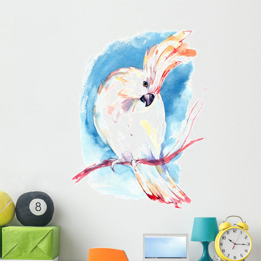 Parrot Wall Decal