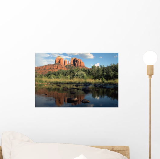 RED ROCK CROSSING USA Wall Mural