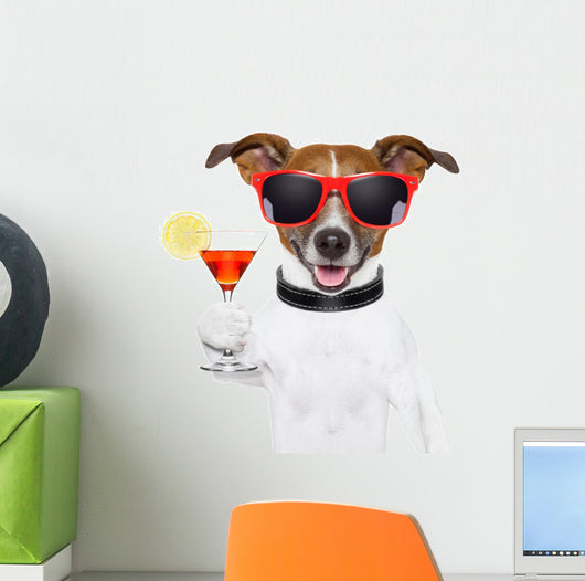 Funny Dog Cocktail