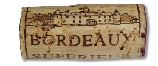 Bouchon Bordeaux Wine Wall Decal