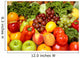 Fresh Fruits and Vegetables Wall Mural