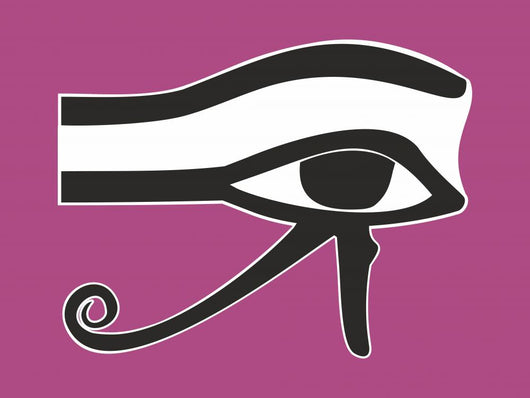 Egyptian Eye of Horus Wall Mural