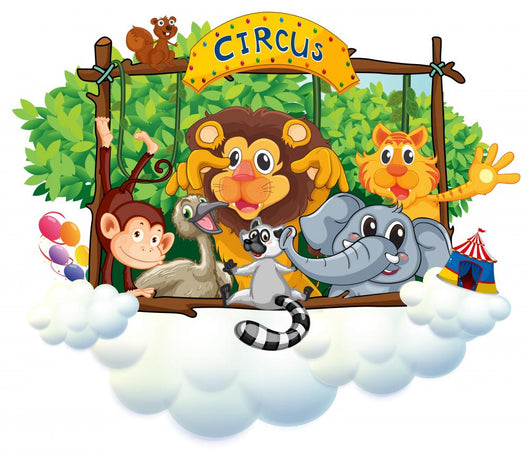 Different Animals Circus