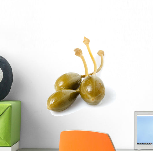 Capers Wall Decal