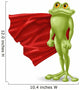 super frog Wall Decal