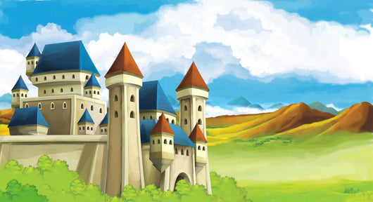 Princesses Castles Knights and
