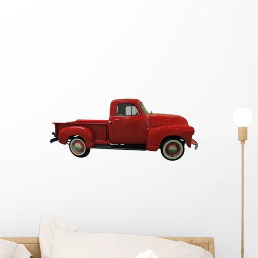 Classic Pickup Wall Decal