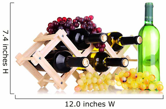 Bottles Wine Placed Wooden