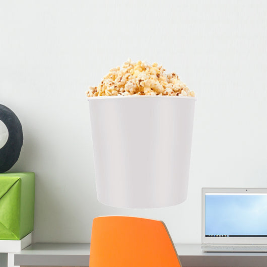 Popcorn Wall Decal