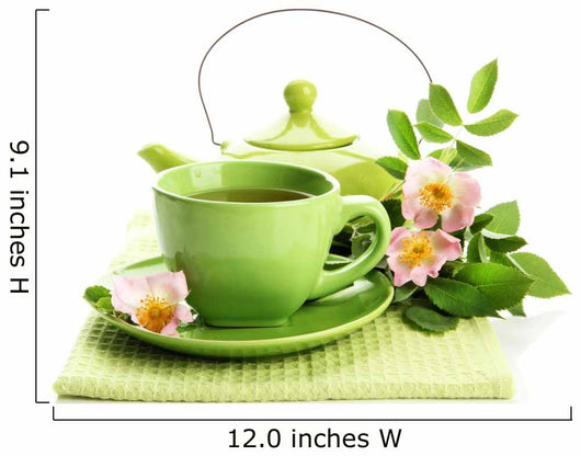 Cup and Teapot Herbal