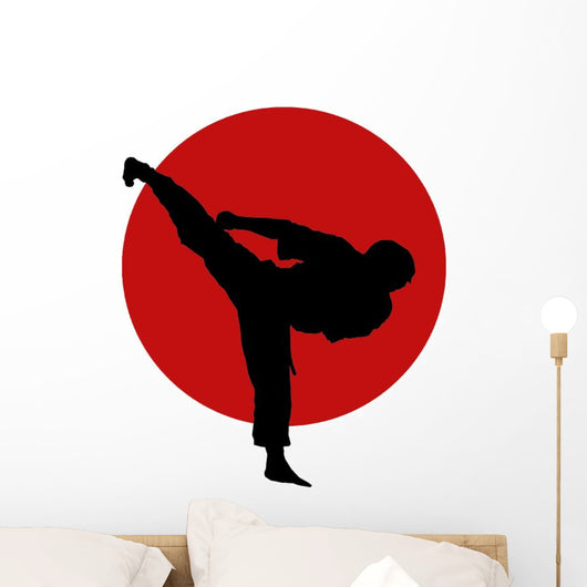 Perfect Kick Wall Decal