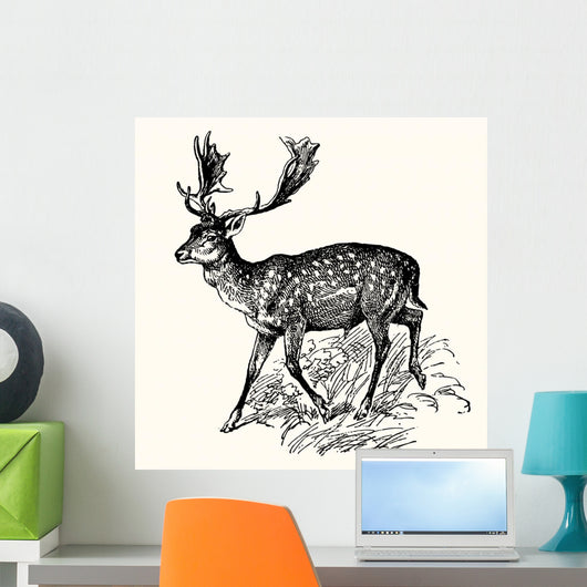 Ancient Animals Wall Decal