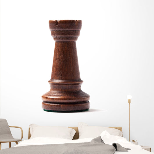 Chess Rook Wall Decal