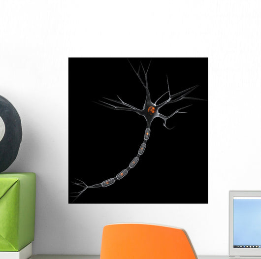 Neuron Wall Decal