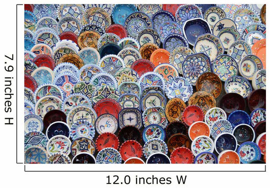 Multicolor Sovenir Earthenware Market