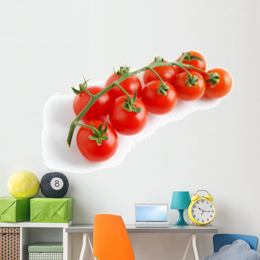 cherry tomatoes Wall Decal
