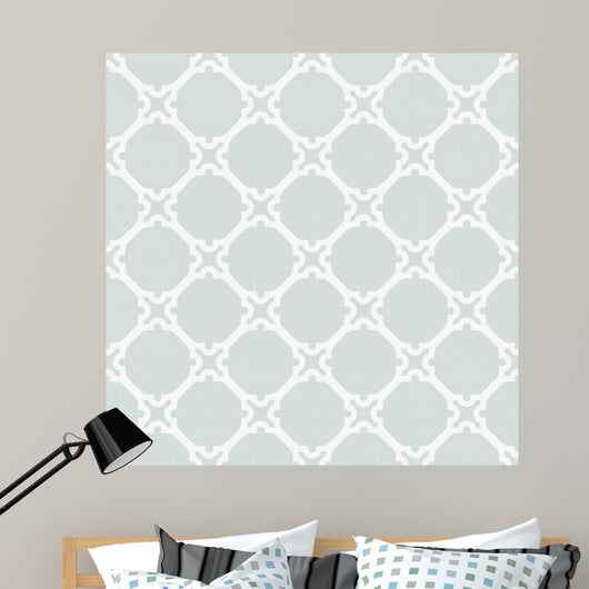 Geometric Seamless Pattern. Abstract Background Wall Mural