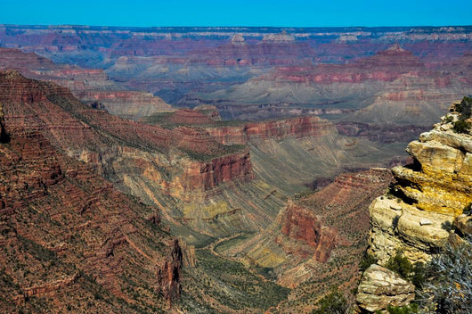Grand Canyon from East