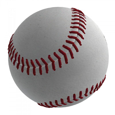 3D Baseball Ball Wall Decal