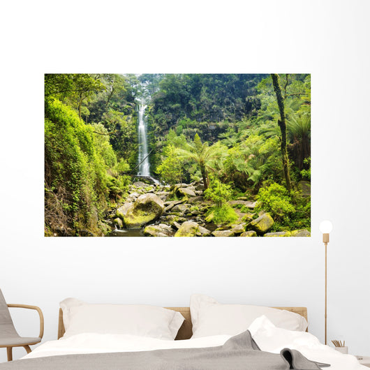 Erskine Falls Waterfall Wall Mural