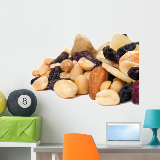 Trail mix Wall Decal