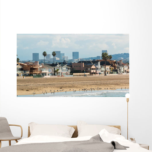 Newport Beach California Wall Mural