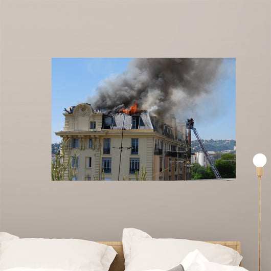 Fire Apartment