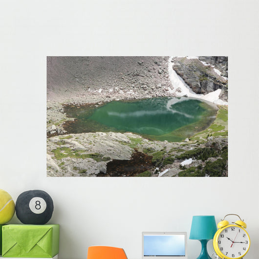Rocky Mountains, United States natural landmark Wall Mural