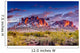Superstition Mountains Wall Mural