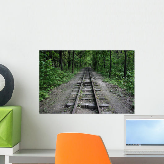 Railway Wall Decal