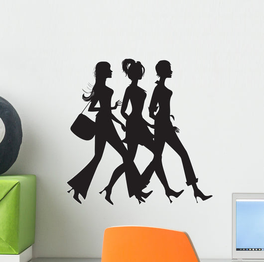 Girls Wall Decal