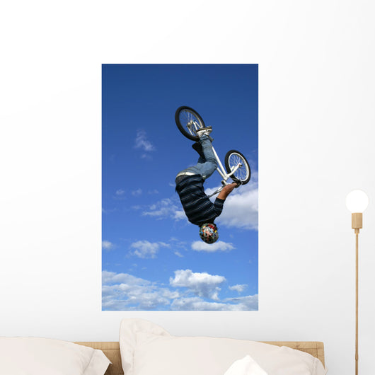 Dangerous Trick Wall Decal