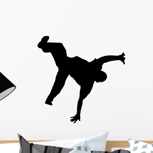 Street Dancer 7 Wall Decal