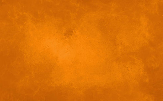 Orange Marbled Texture Autumn Wall Decal