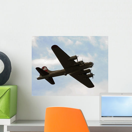 World War Ii American Wall Decal