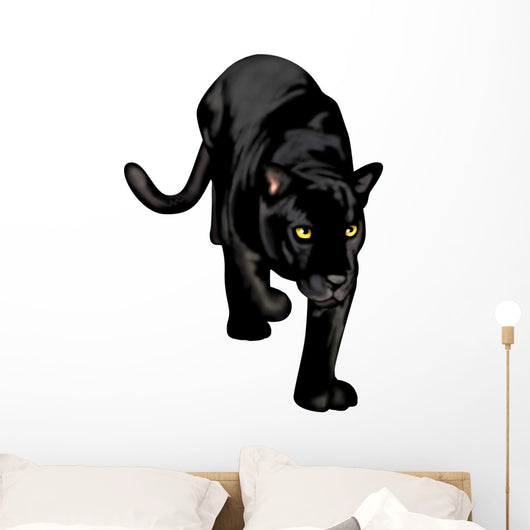 Black Panther Wall Decal