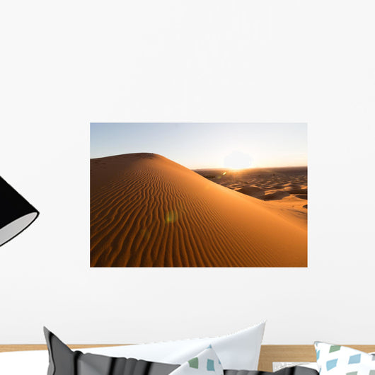 Sahara Desert Wall Decal