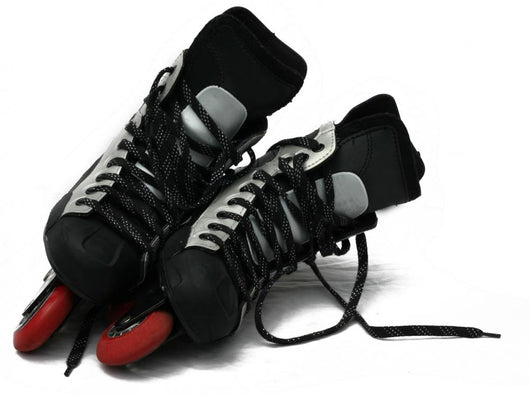 Hockey Skates Wall Decal