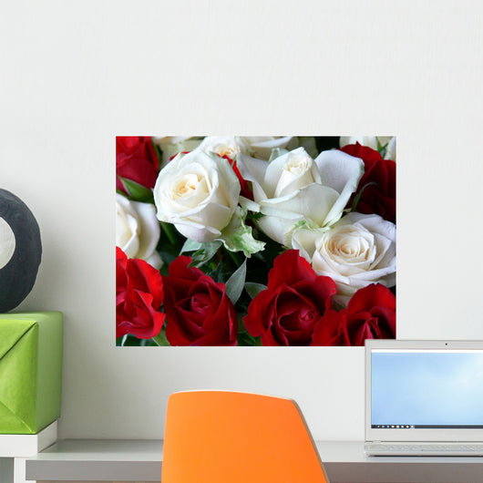 Roses Wall Decal