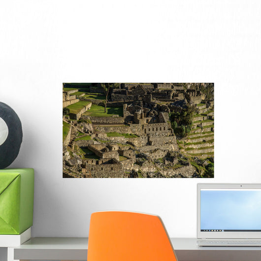Machu Picchu Peru Wall Decal