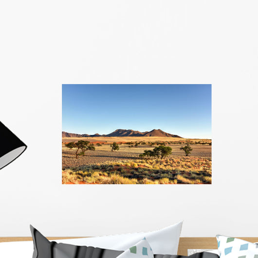 Desert Landscape Namibrand Namibia Wall Decal