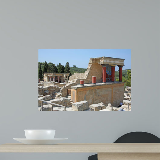 Minoan Culture Wall Decal