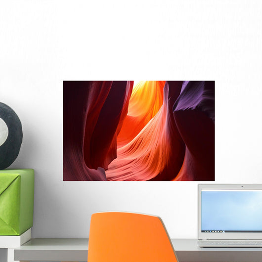 Antelope Canyon Arizona Utah Wall Decal