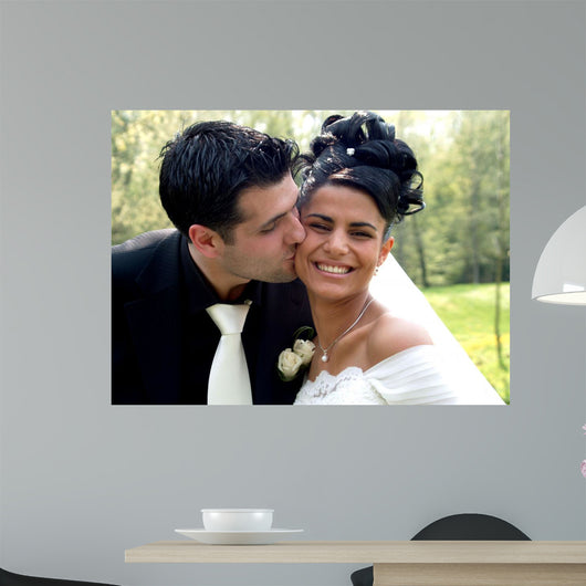 Marry Tan and Salvador Wall Decal