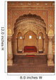 Interior Indian Palace Wall Decal